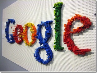 Google banner